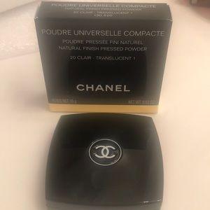 Chanel pressed powder